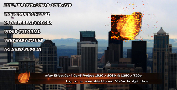 After Effects Project - VideoHive Partical Wipe Lower Third Ver 2 2650904