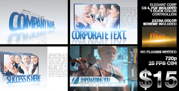VideoHive Clean Elegant Corp 2648684