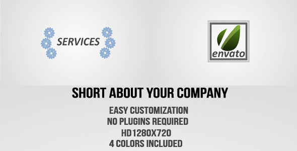 VideoHive Short About Your Company 2647612
