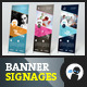 Multipurpose Outdoor Banner Signage 1 - GraphicRiver Item for Sale
