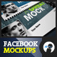 Facebook Timeline Covers Mock-Ups VOL2 - GraphicRiver Item for Sale