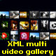 Dynamic xml multi video gallery - ActiveDen Item for Sale