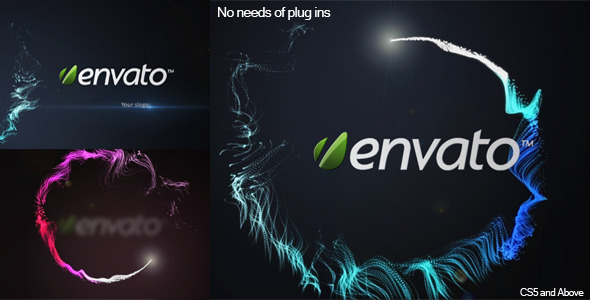 VideoHive Shining Particles 2659293