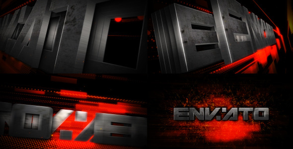 After Effects Project - VideoHive Metal Transform Logo Reveal 2660858