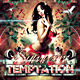 Summer Temptation Party Flyer Template - GraphicRiver Item for Sale