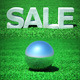 Render a scene with grass, sun, sky... - 3DOcean Item for Sale