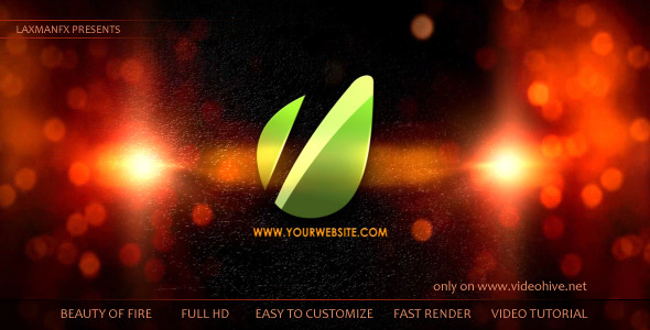 VideoHive Beauty Of Fire 2648752