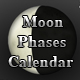 Moon Phases Calendar - ActiveDen Item for Sale