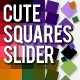 Cute Squares Slider - ActiveDen Item for Sale