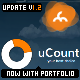 uCount - Under Construction / Coming Soon Template - ThemeForest Item for Sale