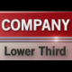 Company Lower Third - VideoHive Item for Sale