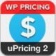 uPricing - Pricing Table for Wordpress - CodeCanyon Item for Sale