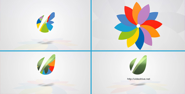 After Effects Project - VideoHive Flower Logo Openers 2675841