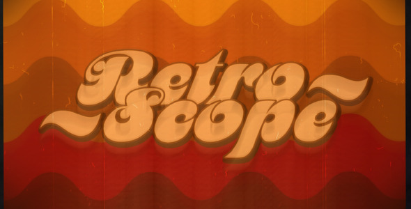 VideoHive RetroScope 2670357