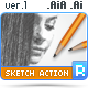 Vect-Art Sketcher - Illustrator Actions Pack - GraphicRiver Item for Sale