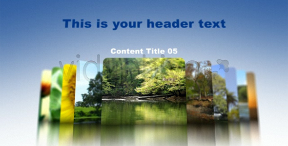 After Effects Project - VideoHive Media Flow 96581