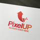 PixelUP Logo - GraphicRiver Item for Sale