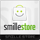 Smille Store Logo Template - GraphicRiver Item for Sale
