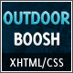 OutdoorBoosh - Premium Professional HTML Theme - ThemeForest Item for Sale