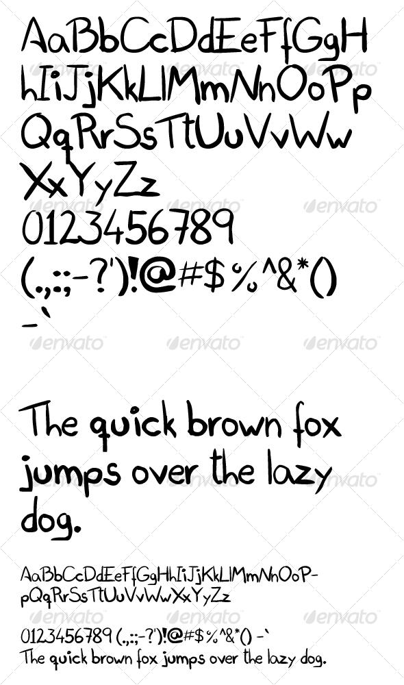GraphicRiver Kevin 37707