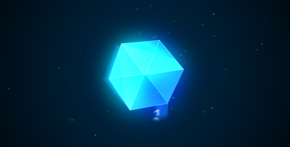 After Effects Project - VideoHive Cube Logo 97177