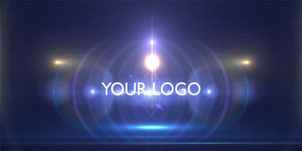 After Effects Project - VideoHive optical flare logo 97319