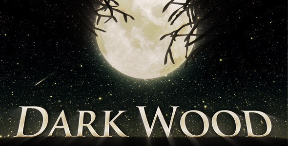 After Effects Project - VideoHive Dark Wood 97362