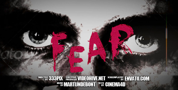 VideoHive Fear Trailer 2685072