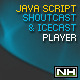 PHP-Javascript Shoutcast and Icecast - CodeCanyon Item for Sale