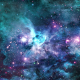 Nebula Space Travel Looped Background - VideoHive Item for Sale
