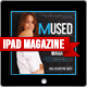 Mused iPad Magazine - GraphicRiver Item for Sale
