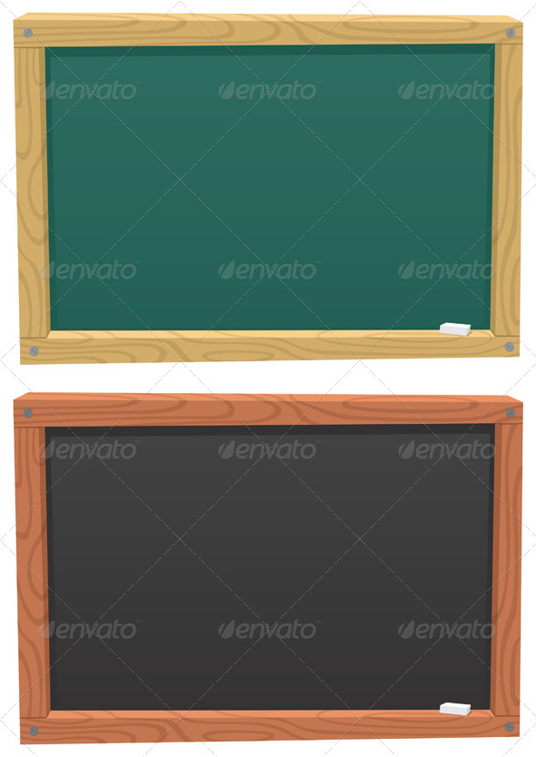 GraphicRiver Blackboard 112904