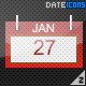 Date Icons - ActiveDen Item for Sale