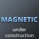 Magnetic - Under Construction Page - ThemeForest Item for Sale