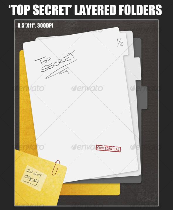 GraphicRiver Folder design 97968