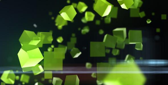 VideoHive Logo Cubify 2698095