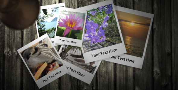 VideoHive Photo Table 2708381