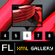 Simple XML Gallery V2 - ActiveDen Item for Sale