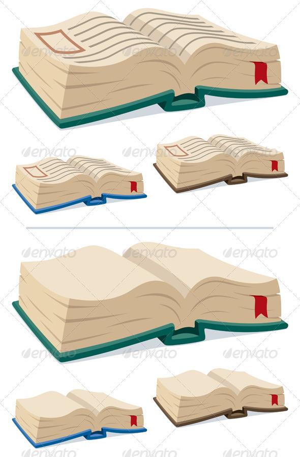 GraphicRiver Book 84876