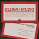 Texturized grunge Business Cards - GraphicRiver Item for Sale