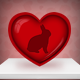 Valentine - Holiday Social Icons - GraphicRiver Item for Sale