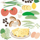 Wholesome Food Salad - GraphicRiver Item for Sale