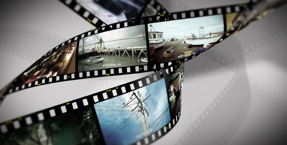 After Effects Project - VideoHive Film Rolling 2721917