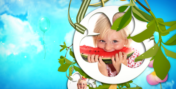 VideoHive Magic Dream 2716867