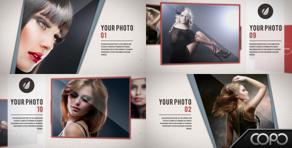 After Effects Project - VideoHive Simple Photo Gallery 2729460
