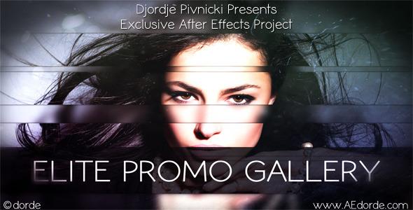 VideoHive Elite Promo Gallery 2732266