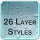 26 Layer Styles - GraphicRiver Item for Sale