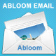 Abloom Email Newsletter - ThemeForest Item for Sale