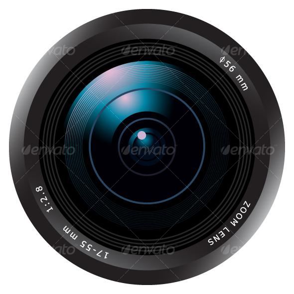 GraphicRiver Camera Lens 98699