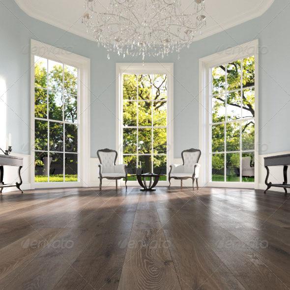 3DOcean 20 Wood Floor Planks Pewter 2749984